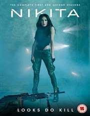 妮基塔第二季的海报图片