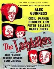 贼博士/The Ladykillers的海报图片